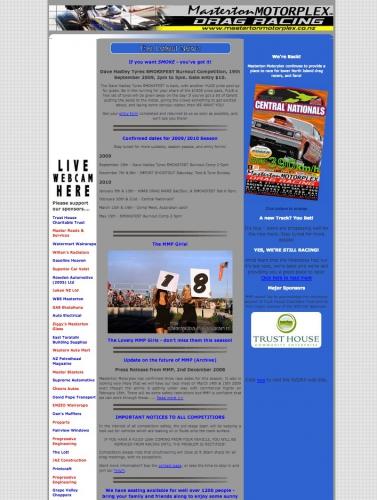 second-website